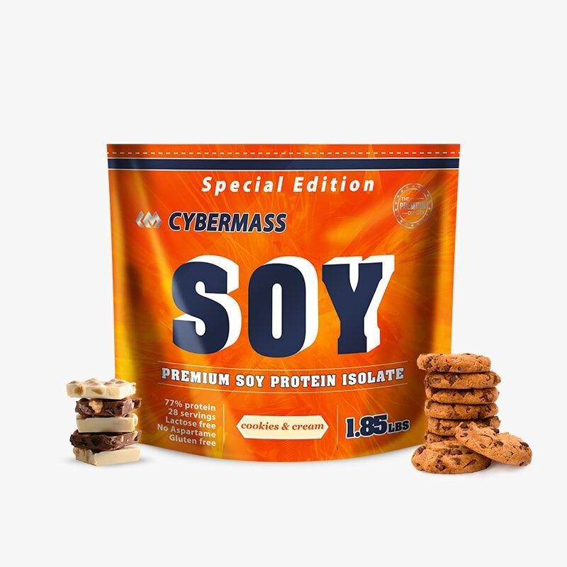 Соевый протеин Soy Protein от CYBERMASS