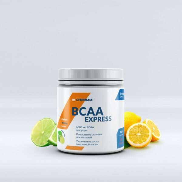 BCAA Express Лимон-лайм
