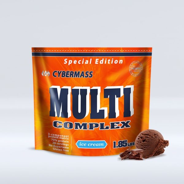 Протеин CYBERMASS MULTI мороженое
