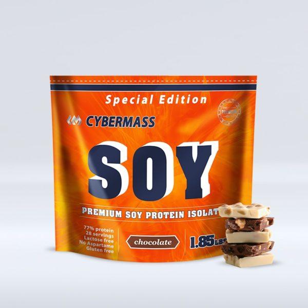 Протеин CYBERMASS SOY Шоколад