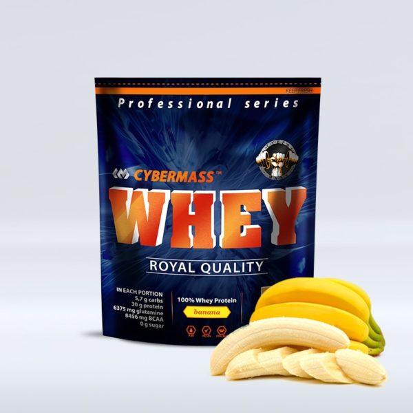 Протеин Whey CYBERMASS 2.27 Банан