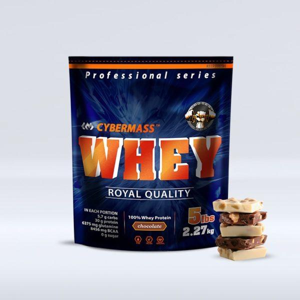 Протеин Whey CYBERMASS 2.27 Шоколад