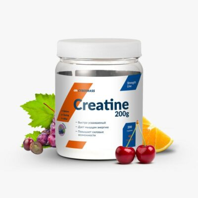 Креатин CYBERMASS Creatine 200 г