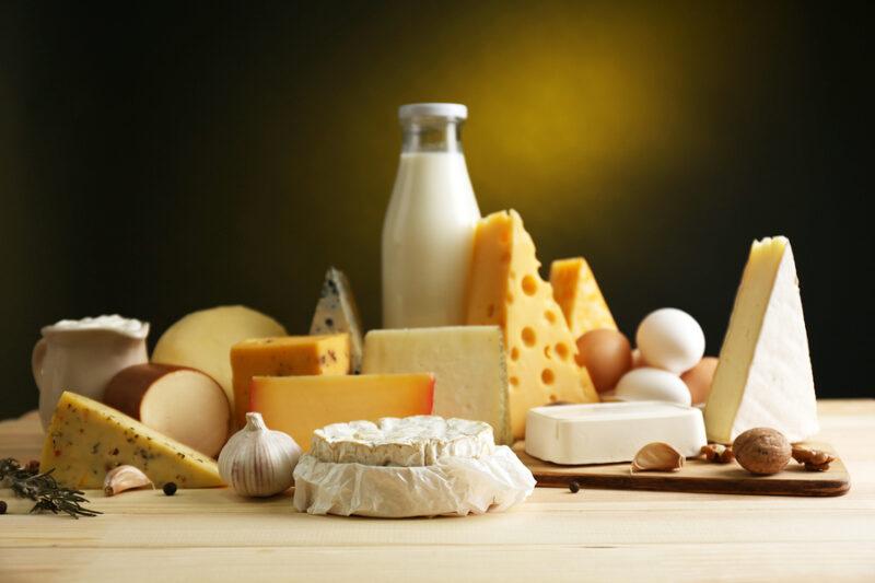 Снизьте потребление молочных продуктов