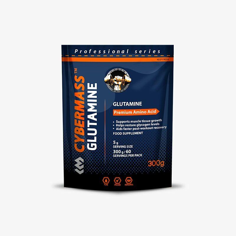 Глютамин Glutamine от CYBERMASS