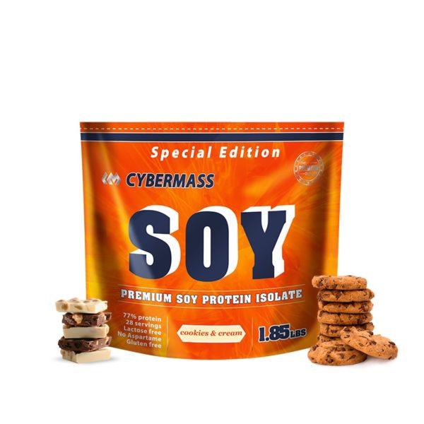 Соевый изолят Soy Protein от CYBERMASS
