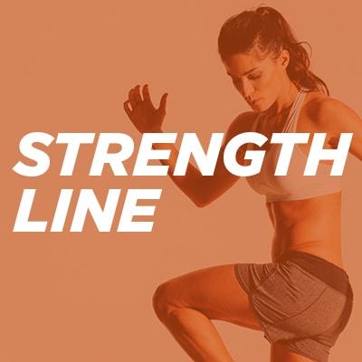 Линейка продукции Strength line от CYBERMASS