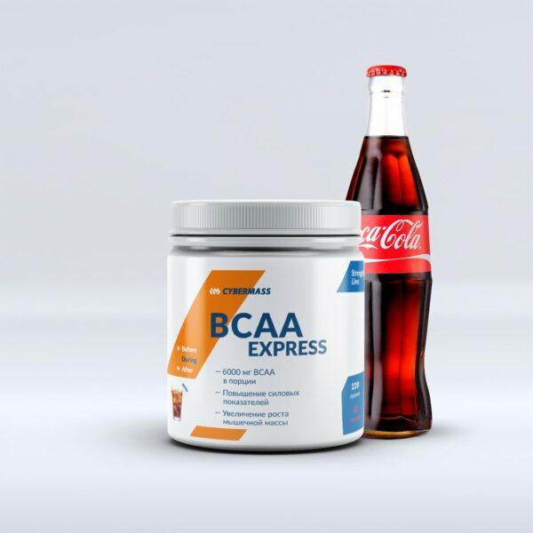 BCAA Express Кола