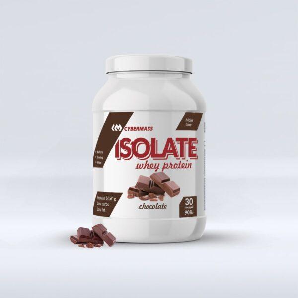 ISOLATE Whey protein Шоколад