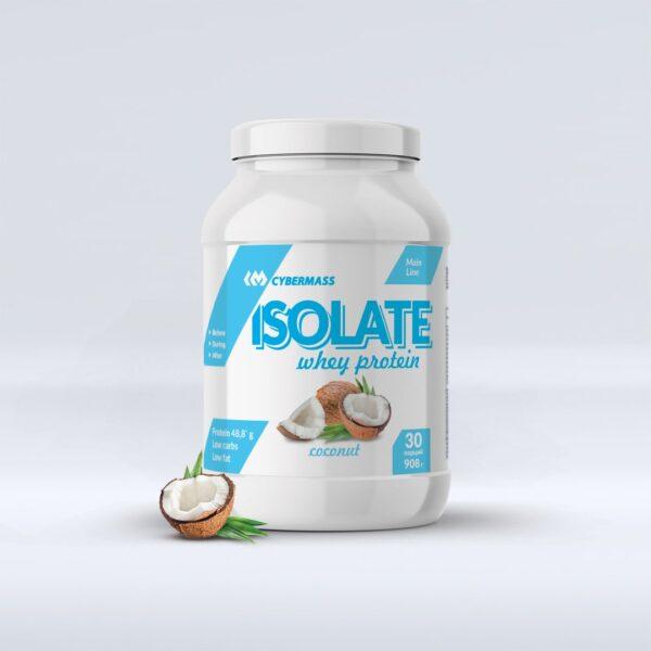 ISOLATE Whey protein Кокос