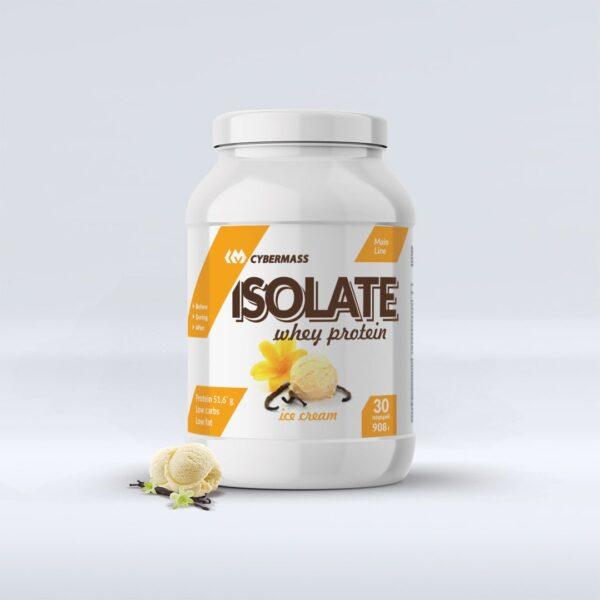 ISOLATE Whey protein Мороженое
