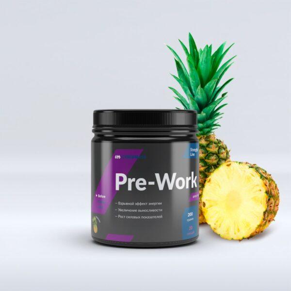 Pre-Work ананас