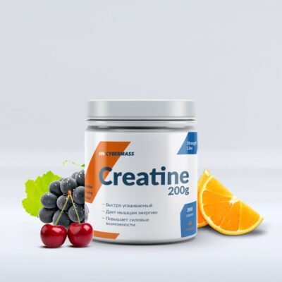 Креатин CYBERMASS Creatine 200 гКреатин CYBERMASS Creatine 200 г