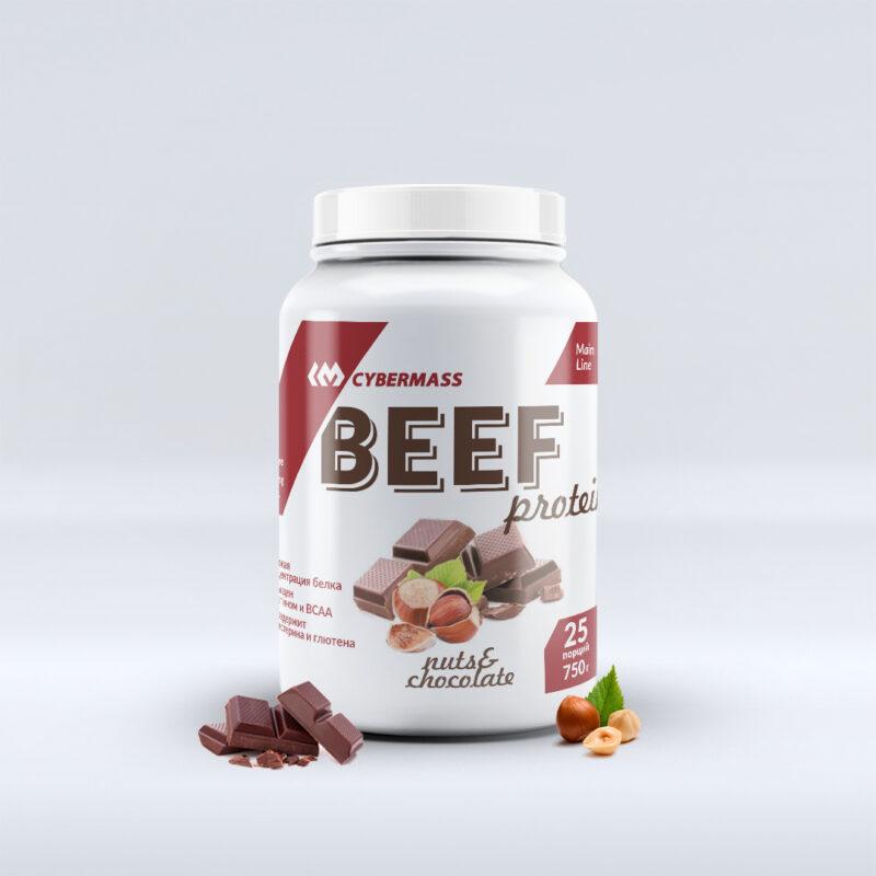 CYBERMASS Beef Protein