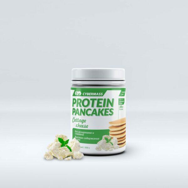 Protein Pancakes Творог