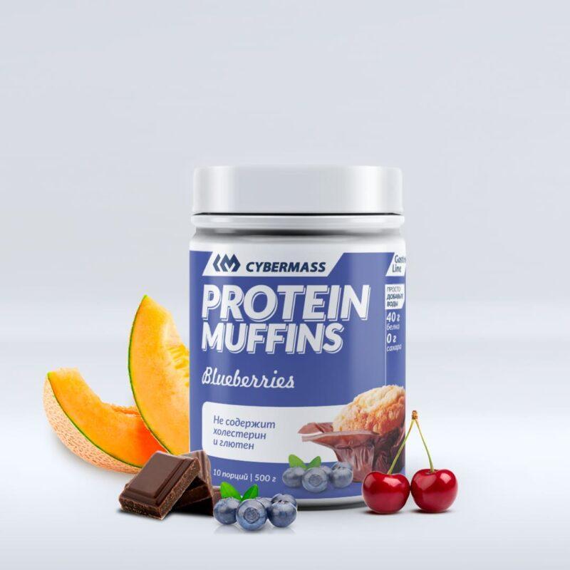 CYBERMASS Protein Muffins