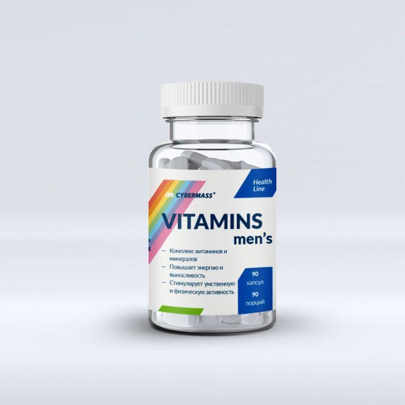 Cybermass Vitamins mens