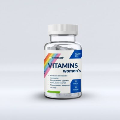 Cybermass Vitamins women's